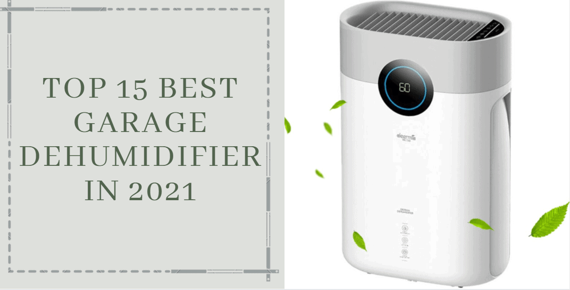 Best Garage Dehumidifier